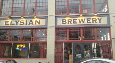 Photo of American Restaurant Elysian Brewing Company and Public House at 1221 E Pike St, Seattle, WA 98122, United States