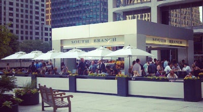 Photo of American Restaurant South Branch Tavern & Grill at 100 S Wacker Dr, Chicago, IL 60606, United States