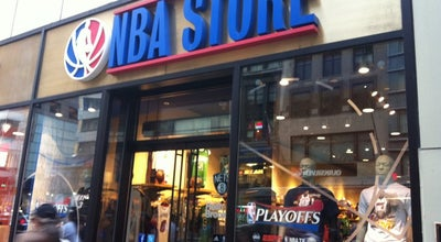 Photo of Other Venue NBA Store at 590 5th Ave, New York, NY 10036, United States