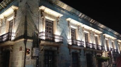 Photo of Library Biblioteca Pública Oaxaca at Macedonio Alcalá, Oaxaca, Mexico