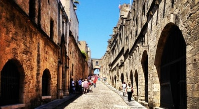 Photo of Historic Site Street of the Knights at Ιπποτών, Rhodes Town 851 00, Greece