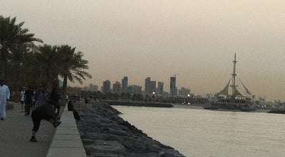 Photo of Beach Walking Area (Gulf Rd.) at Kuwait