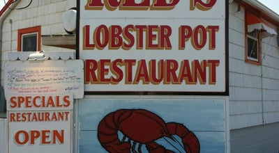 Photo of American Restaurant Red's Lobster Pot at 57 Inlet Dr, Point Pleasant Beach, NJ 08742, United States