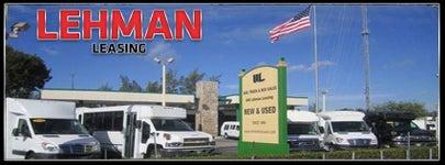 Lehman Leasing Van, Truck, and Bus Sales