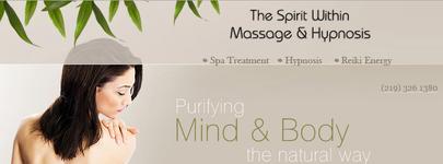 The Spirit Within Massage & Hypnosis