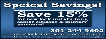 Locksmith Service Rockville