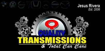 Quality Transmissions & Total Car Care
