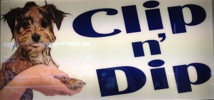 Clip 'N Dip Pet Spa