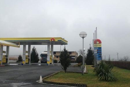 Бензиностанция Avanti