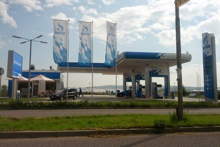 Gazprom Харманли