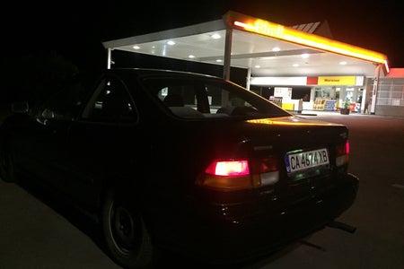 Shell 6001 Горни Дъбник