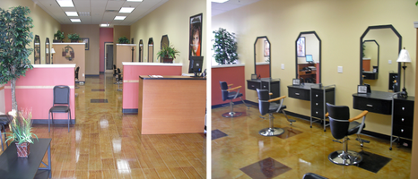 Rios Golden Cut Salons - 547 S.W. Military