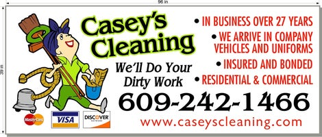 Casey's Discount Cleaning Service