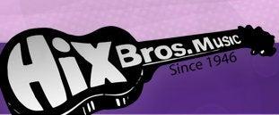Hix Bros. Music