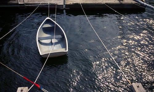 Rockport Harbor In Rockport Me United States Harbor