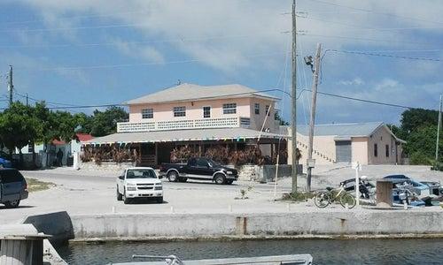 Cockburn Harbour in Cockburn Harbor, South Caicos, Turks