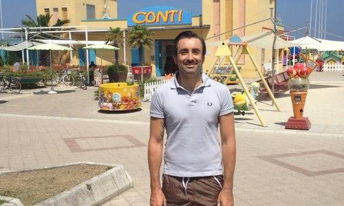 Cesenatico harbor in cesenatico emilia romagna italy - Bagno giorgio cesenatico ...