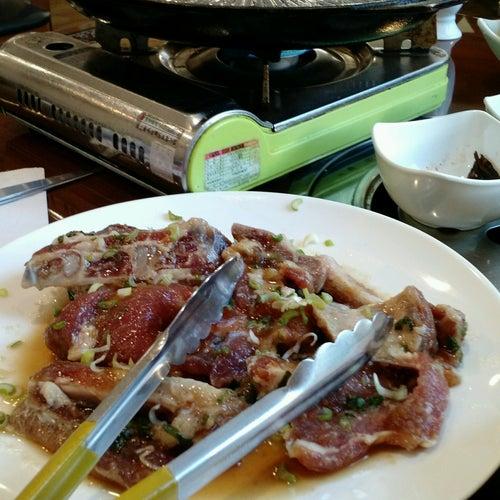 Restaurante Biwon en Santiago
