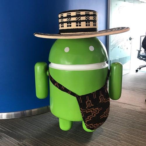 Google Colombia en Bogotá