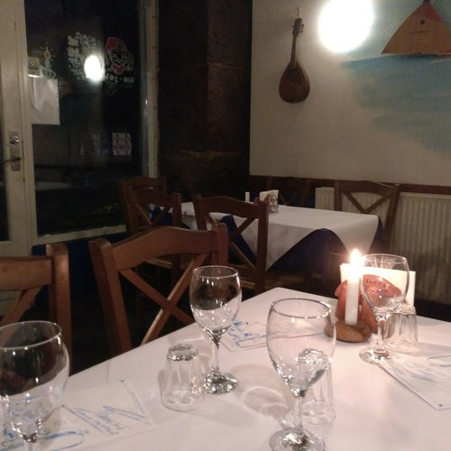 Best greek restaurants in Copenhagen