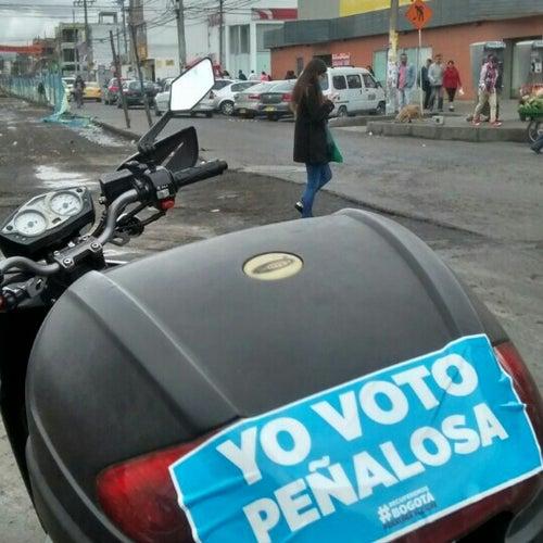 Éxito Castilla en Bogotá