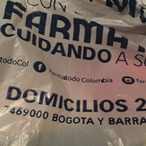 Farmatodo Britalia Norte en Bogotá