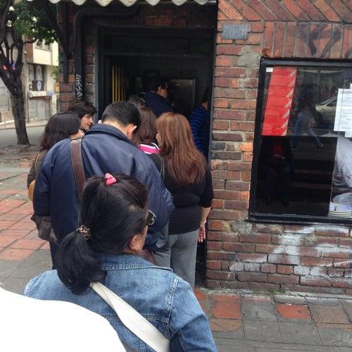 Asadero 5.001 en Bogotá