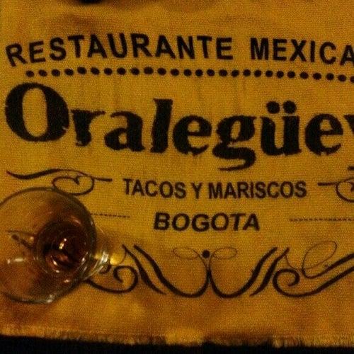 Orale Güey en Bogotá