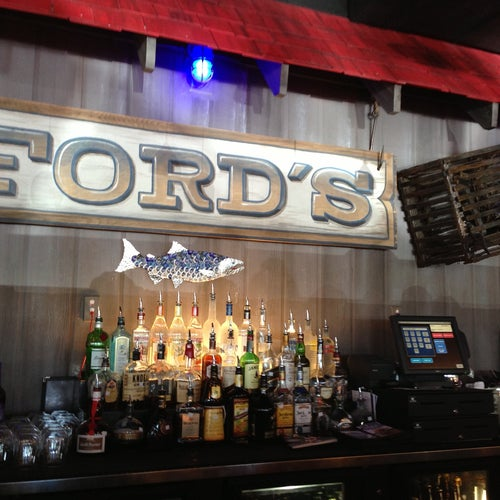 Ford's Fish Shack
