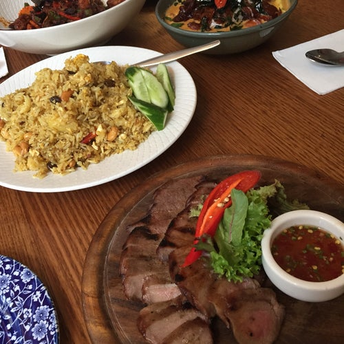Best thai restaurants in Sydney
