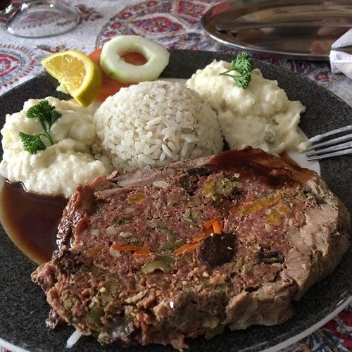 Restaurante Shahrzad en Bogotá