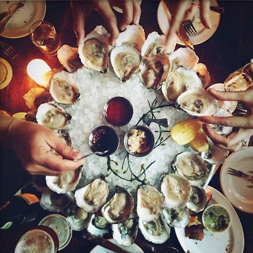 Best seafood restaurants in New York