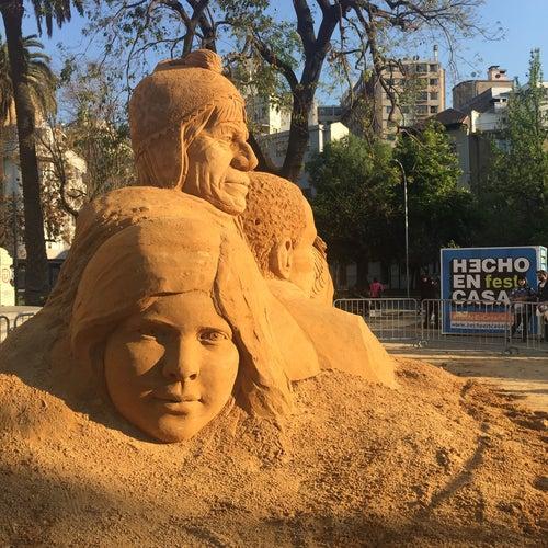 Museo de Arte Contemporáneo - Parque Forestal en Santiago