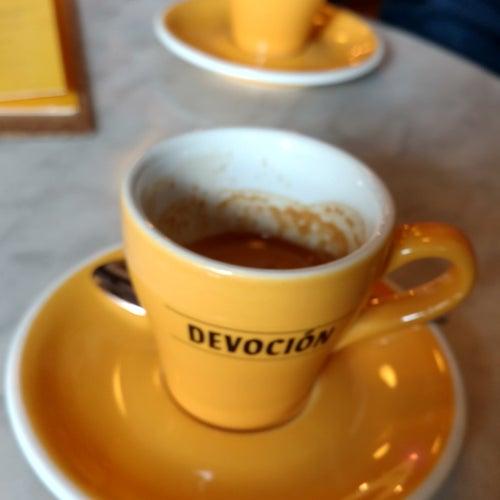 Café Devotion en Bogotá