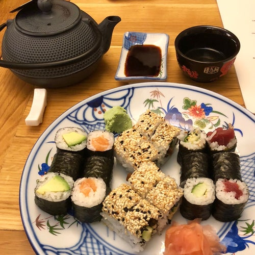 Best sushi restaurants in Bucharest