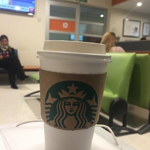 Starbucks - Clínica Las Condes en Santiago