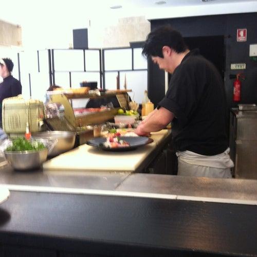 Best sushi restaurants in Lisbon