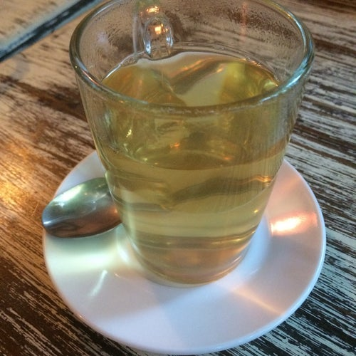 Café Ghigliotto en Santiago