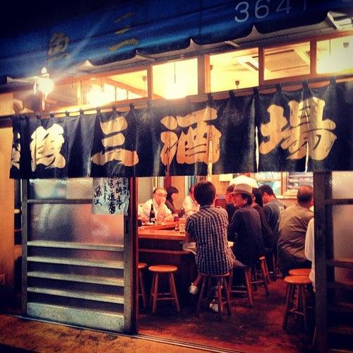 Best seafood restaurants in Tokyo