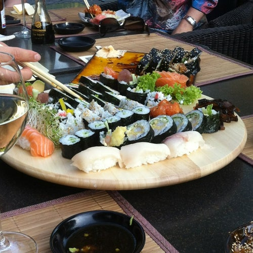 Best seafood restaurants in Warsaw