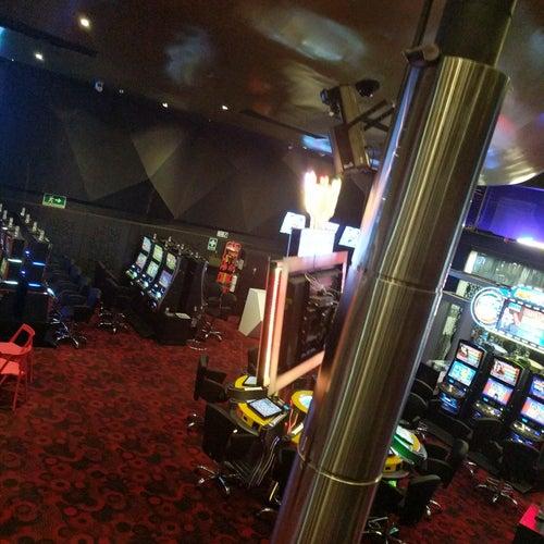 Crown Casinos Zona T en Bogotá