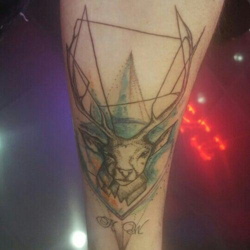 Subterránea Tattoo en Bogotá
