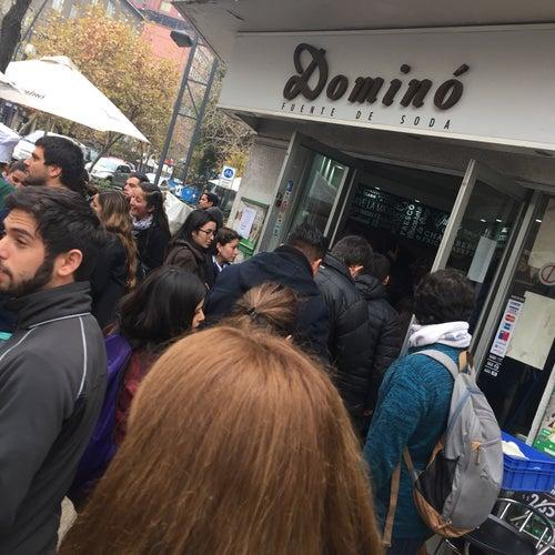 Dominó - Av. Providencia / Manuel Montt en Santiago