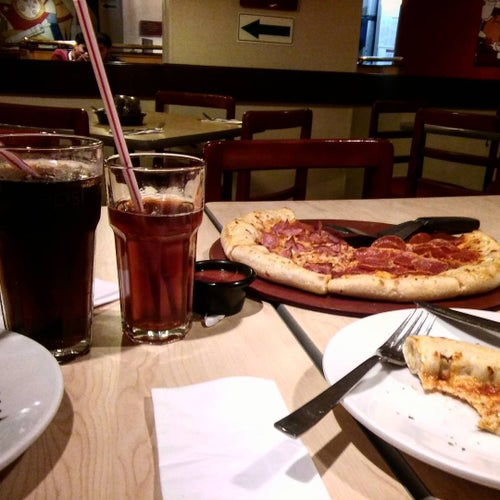 Pizza Hut Galerías en Bogotá