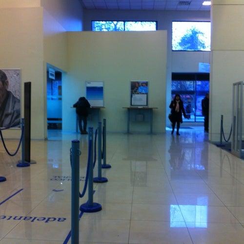 Banco BBVA Alameda en Santiago