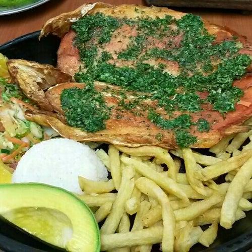 Restaurante Tipico La Cucharita de la Abuela en Bogotá