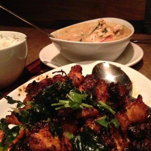Best thai restaurants in Seattle