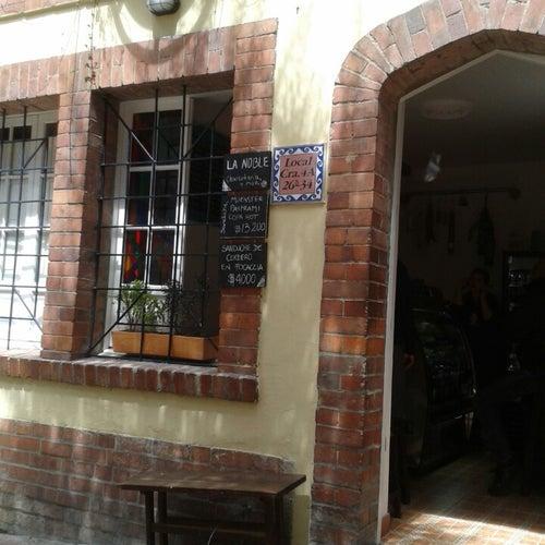 La Noble en Bogotá