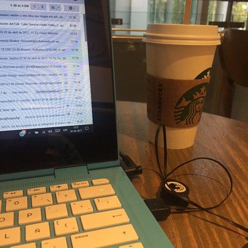 Starbucks Coffe en Santiago