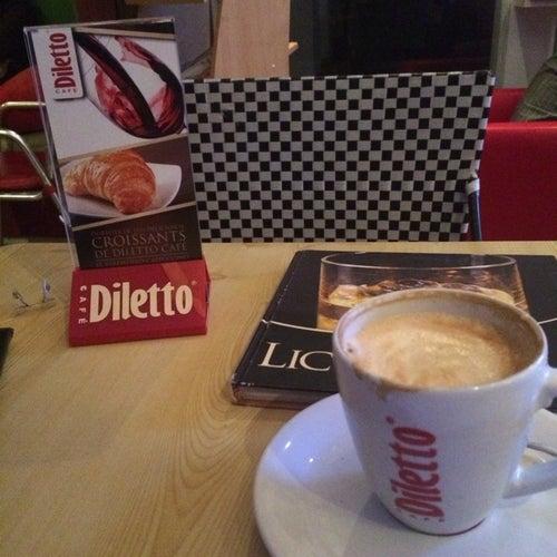 Diletto Café Calle 70 en Bogotá